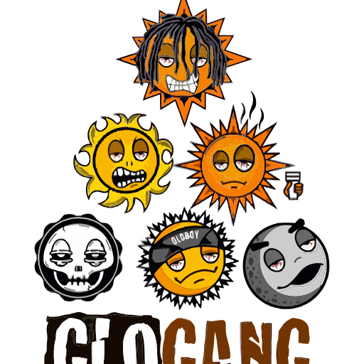 chief keef sun logo