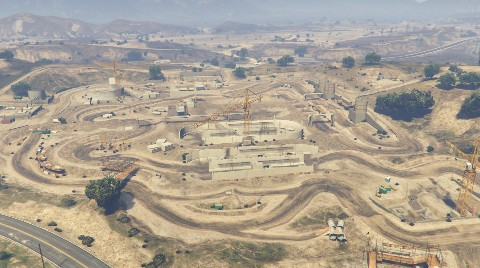 GTA5 Gara: Work in progress