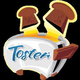 Emblemat Ekipy Toster