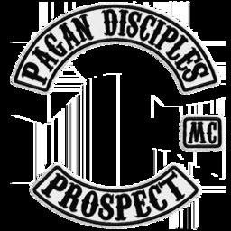 PAGAN DISCIPLES PR2 emblem