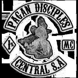 PAGAN DISCIPLES MCSS emblem
