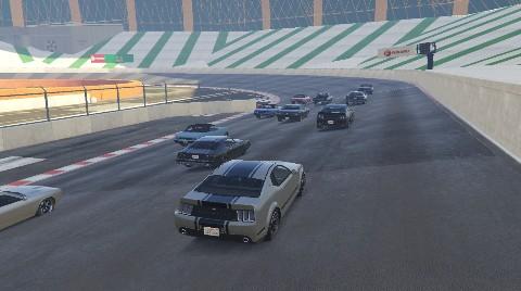 Zancudo Motor Speedway (2021) Indycar Tire Wear Job Image