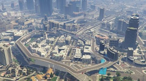 Baku City Circuit Job Image