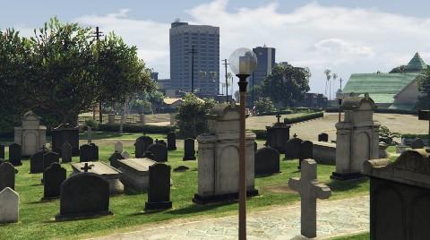 Graveyard Driveway Job Image