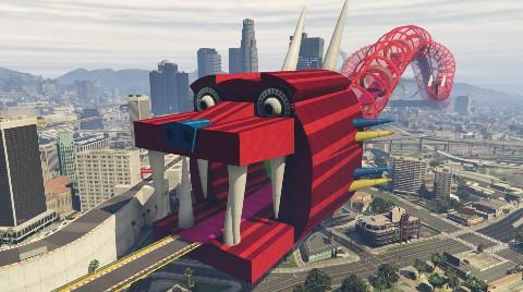 CYC Dragon Playground 4 Job Image
