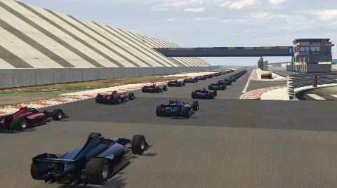 The Pegasus Grand Prix Job Image