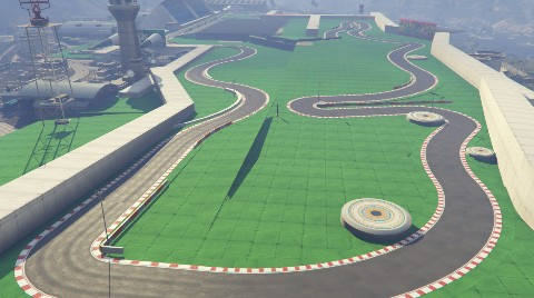 CYC (F1) Zanclopic Raceway Job Image