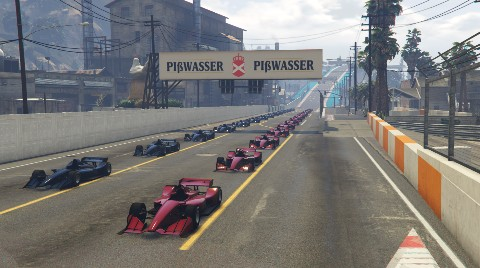 RON Open Wheel GP Job Image